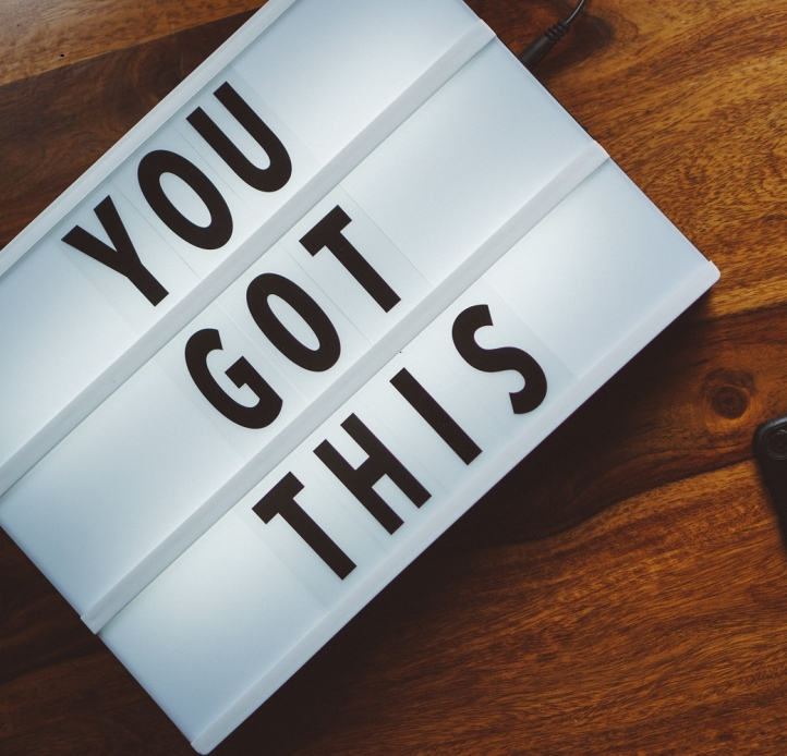 """You Got This"" Lightbox"