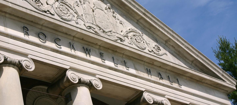 Rockwell Hall facade
